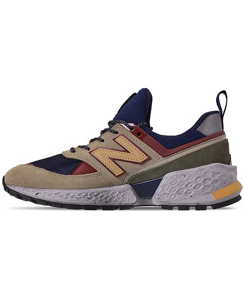 sale retailer d5e6d f79c5 New Balance Men's 574 Sport V2 Casual Sneakers from Finish ...