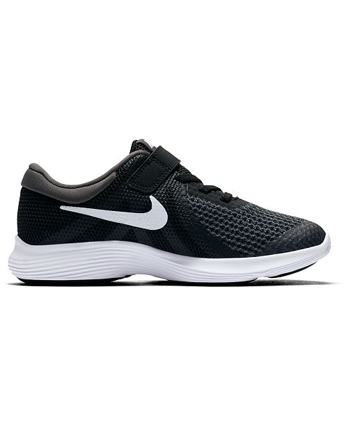 082e786b78f3 ... Nike Little Boys  Revolution 4 Wide Width Running Sneakers from Finish  ...