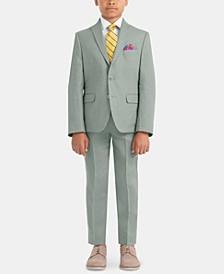 Little & Big Boys Fresh Linen Suit Jacket & Pants Separates