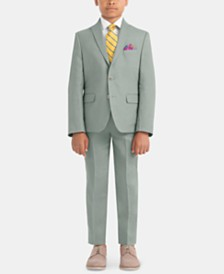 Lauren Ralph Lauren Little & Big Boys Fresh Linen Suit Jacket & Pants Separates