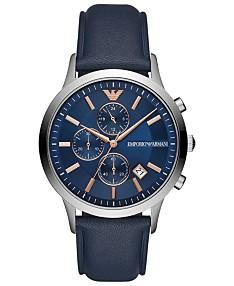 ee7f6af9 Emporio Armani Watches at Macy's - Emporio Armani Watch - Macy's
