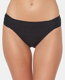 Bleu by Rod Beattie Fold-Over Bikini Bottoms