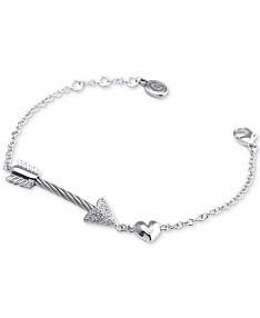 c32540bd95e9d Heart Bracelet: Shop Heart Bracelet - Macy's