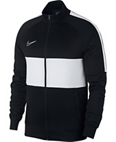 87f42e383f8c Nike Men s Academy Dri-FIT Colorblocked Soccer Jacket