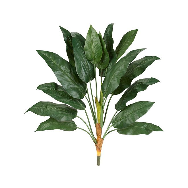 """Nearly Natural 41"""" Bird of Paradise Artificial Plant, Set of 2"""