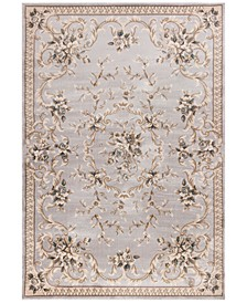 "Avalon Aubusson 3'3"" x 5'3"" Area Rug"