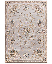 "KAS Avalon Aubusson 3'3"" x 5'3"" Area Rug"