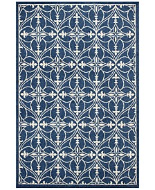 "KAS Lucia Bentley 1'11"" x 3'9"" Indoor/Outdoor Area Rug"