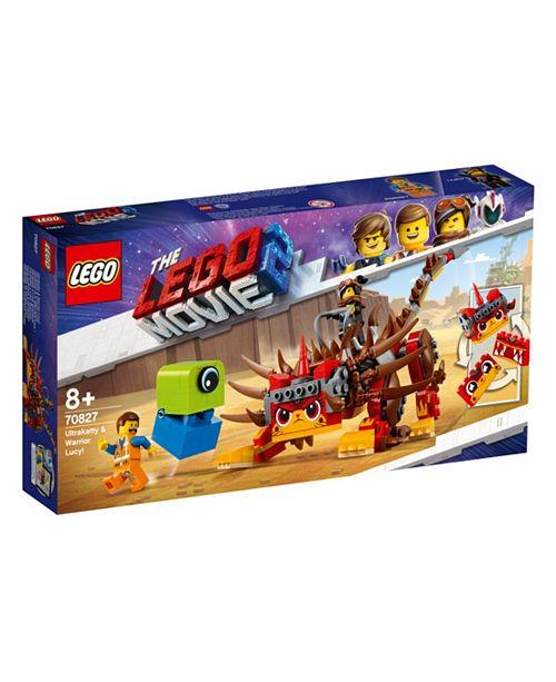 LEGO® Ultrakatty & Warrior Lucy! 70827