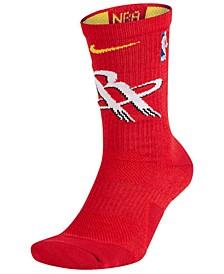Men's Houston Rockets Elite Team Crew Socks