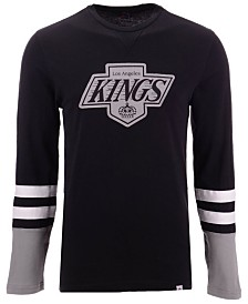 Majestic Men's Los Angeles Kings 5 Minute Major Long Sleeve T-Shirt