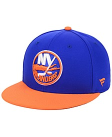 New York Islanders Basic Fan Fitted Cap