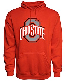 Men's Big & Tall Ohio State Buckeyes Identity Logo Hoodie