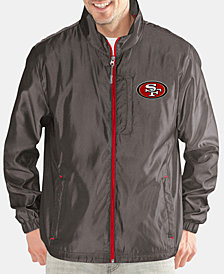 G-III Sports Men's San Francisco 49ers The Executive Player Front Zip Jacket