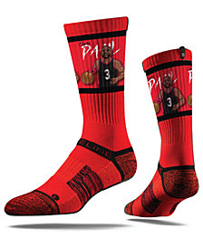 Strideline Houston Rockets Chris Paul Action Crew Socks