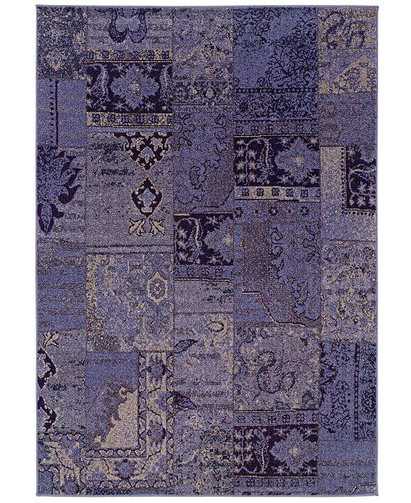 "Oriental Weavers CLOSEOUT! Area Rug, Revamp REV7501 5'3"" x 7'6"""