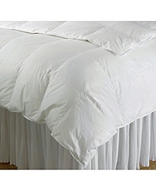 Gold Collection Hungarian White Goose Down Comforter, Twin