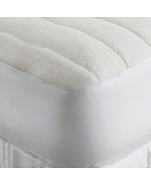DownTown Company Terry Top Mattress Pad, Twin