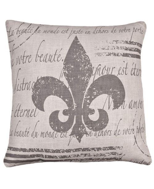 Karin Maki Chateau Square Pillow