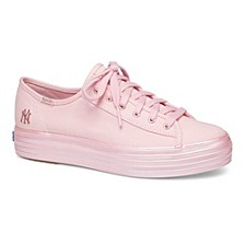 Women's Triple Kick MLB Platform Sneakers