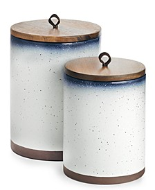 Dip-Dye Canisters, Set of 2