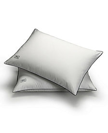 White Down Side & Back Sleeper Overstuffed Pillow Certified RDS, Set of 2 - King
