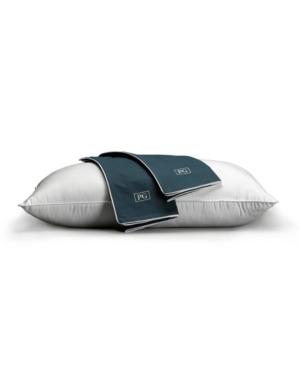 Pillow Guy 100% Cotton Percale Pillow Protector, Set of 2 - King Bedding