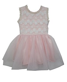 Baby Light Pink Tulle Dress
