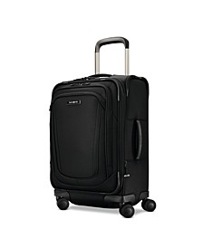Silhouette 16 Softside Expandable Carry-On Spinner Suitcase