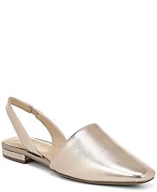 bbcd5cfdc5e Naturalizer Tea Slide Sandals   Reviews - Ladies Shoes - SLP - Macy s