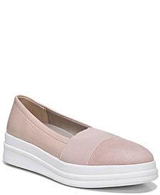 Naturalizer Yuri Platform Slip On Sneakers