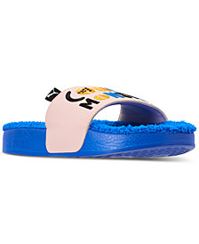 Puma Little Boys' Sesame Street Leadcat 50 Athletic Slide Sandals from Finish Line