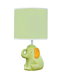 Nurture Friends Elephant Lamp Base With Shade