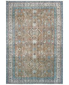 "Oriental Weavers Sofia 85818 Gold/Blue 4'3"" x 6'3"" Area Rug"
