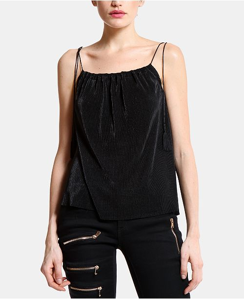 ARTISTIX Pleated Top