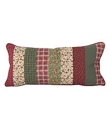 Garden Patch Rectangle Decorative Pillow