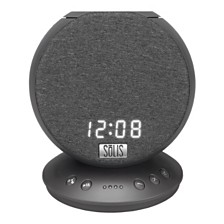 SO2000 Voice-Activated Wireless Speaker with Clock