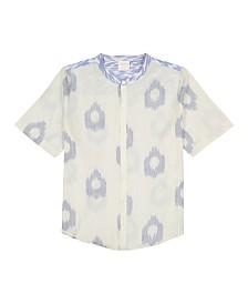 Mens Wilder Shirt Ikat Dots