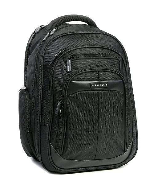 Perry Ellis 140 Laptop Backpack