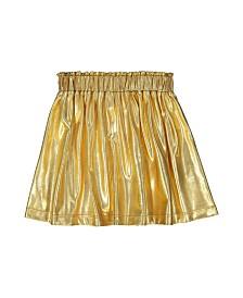 Masala Baby Girls Metallic Skirt