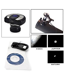 Cassini 1.3Mp Digital Telescope Eyepiece Camera for Photography and Video with USB