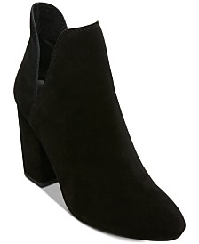 Steve Madden Women's Rookie Chop-Out Booties