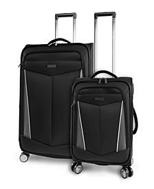 Glenwood 2-Piece Luggage Set