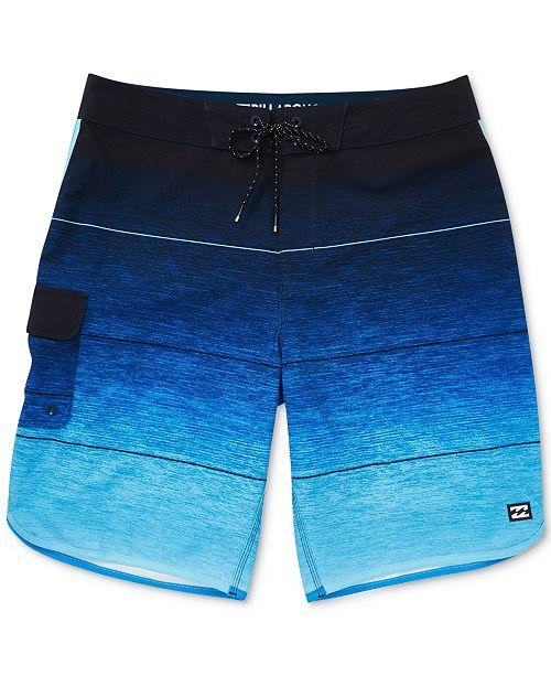 "Billabong Men's 73 Striped Pro Stretch 20"" Board Shorts"