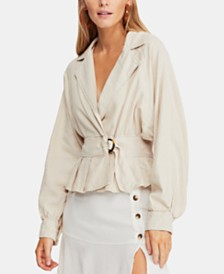 Free People Joani Jacket