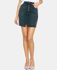 Sanctuary Indie Denim Mini Skirt