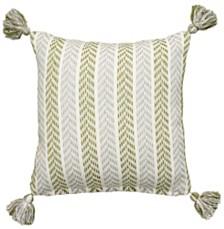 LR Home Altair Willow Throw Pillow