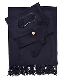 Bamboo Travel Blanket Set