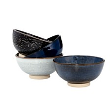 Over and Back Cascade Bowls - Set Of 4