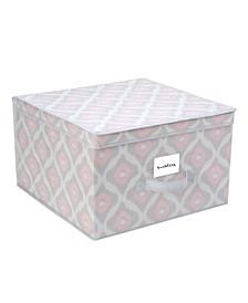 Closet Candie Jumbo Storage Box in Ikat